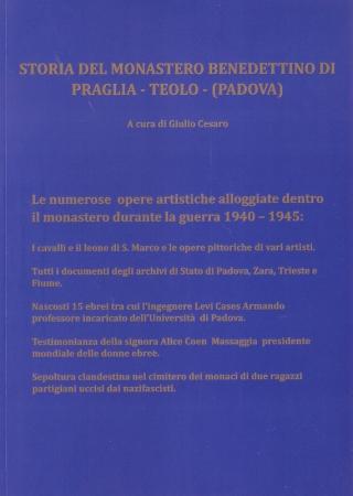 Storia del monastero benedettino di Praglia-Teolo (Padova)