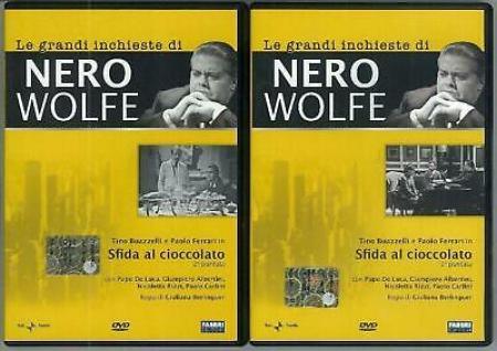 Le grandi inchieste di Nero Wolfe. Sfida al cioccolato