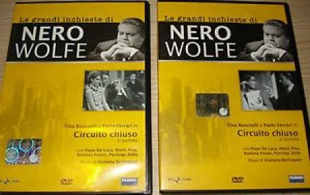 Le grandi inchieste di Nero Wolfe. Circuito chiuso