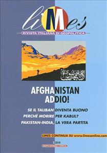 Afghanistan addio!