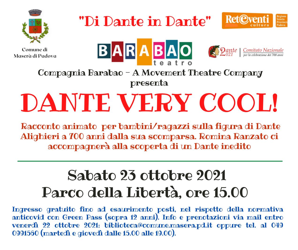 Dante very cool